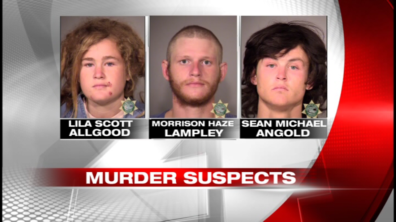 Background of three people suspected of killing Marin County