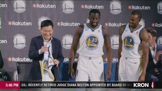 Golden State Warriors to have patch from advertiser on their jersey df2086cf2