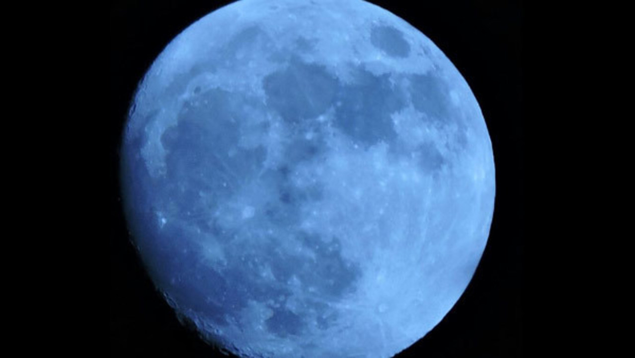 First Supermoon Of 2018 Coincides With New Years Day