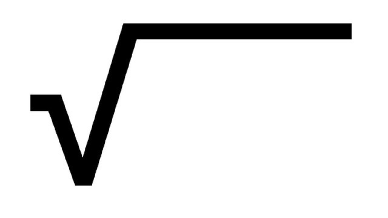 Students Claim Square Root Symbol Looks Like Gun Sparks Police