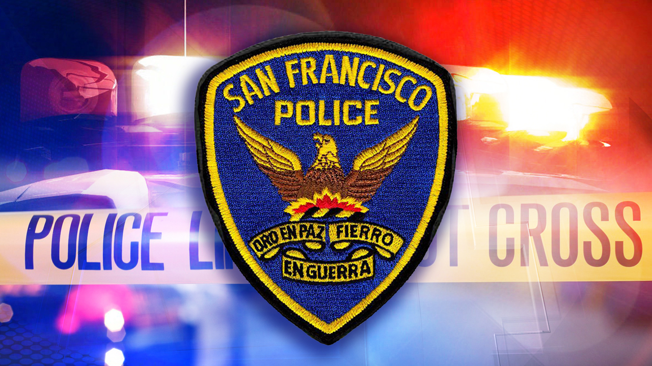 4 men arrested after police chase in San Francisco