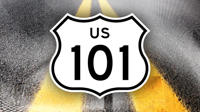 Fatal accident on NB Highway 101 in Santa Rosa
