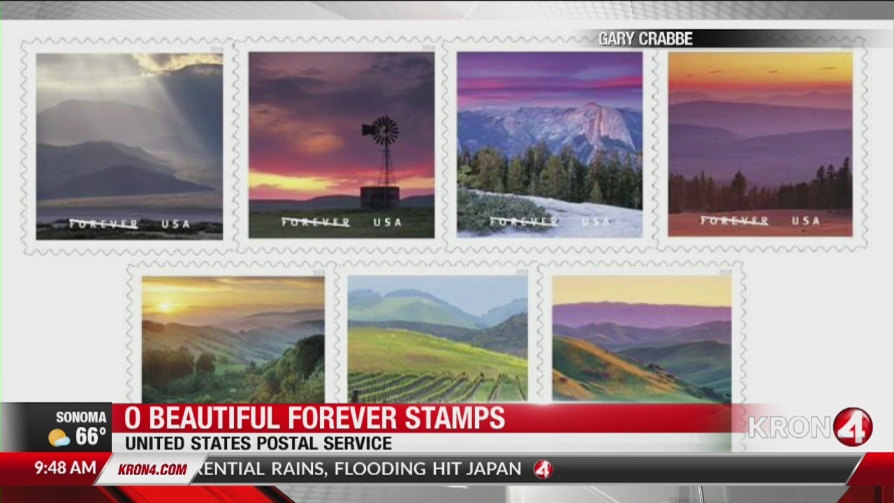 East Bay Photographers Photos Featured In New Series Usps Forever - United-states-forever-stamps