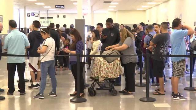 You can now hire someone to wait in line at the DMV for you