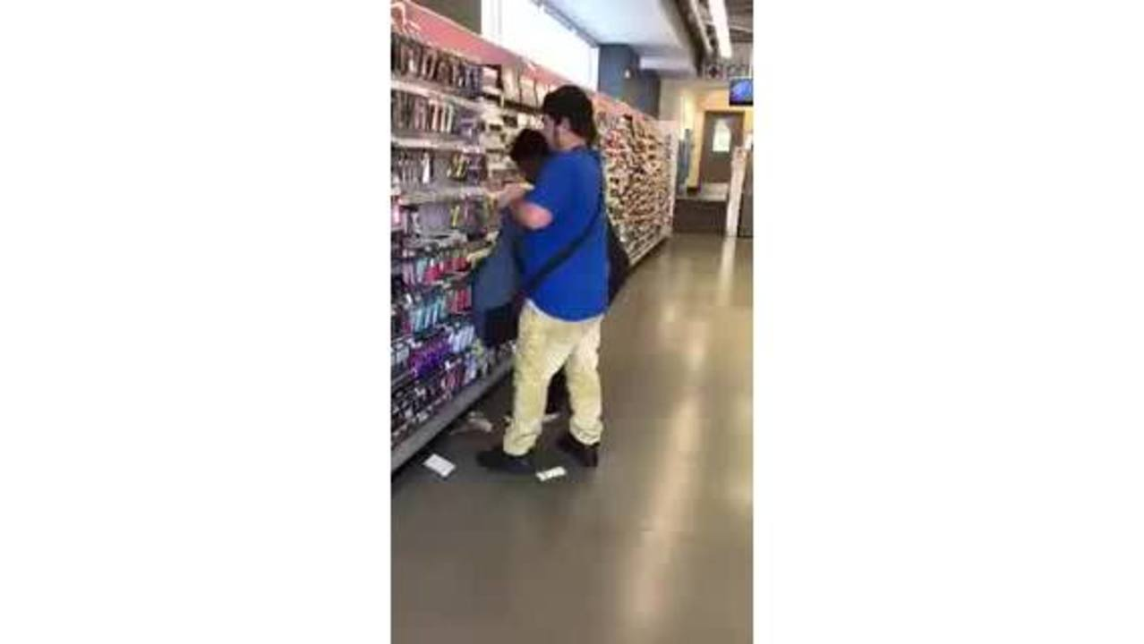 Suspects caught on camera stealing makeup from SF Walgreens