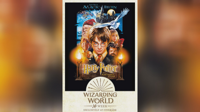 All 'Harry Potter' movies returning to theaters for a limited time