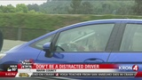People Behaving Badly: Don't be a distracted driver