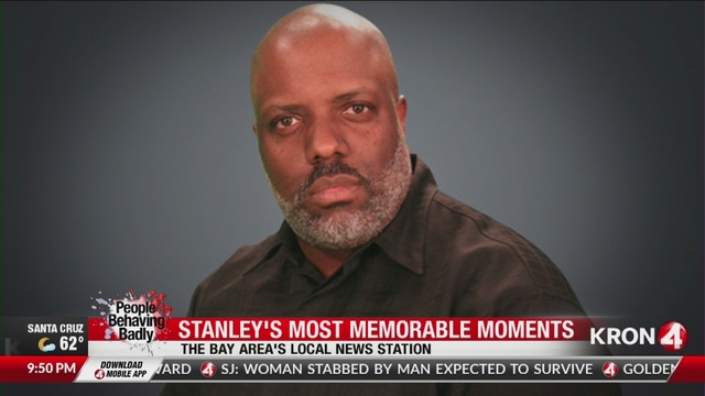 END OF AN ERA: Stanley Roberts' last day at KRON4 after 20 years