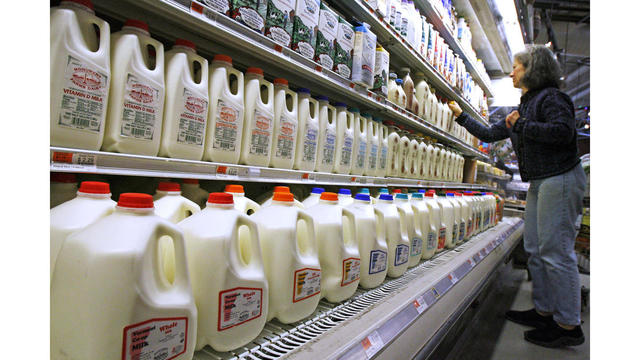 Cows Milk Is A Symbol Of White Supremacists Peta Claims