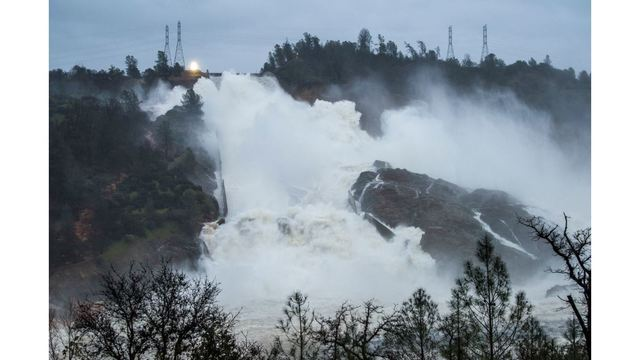 Federal government rejects $306M for Oroville Dam repair
