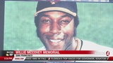 VIDEO: Memorial for Giants legend Willie McCovey held at AT&T Park