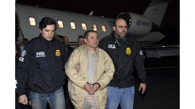 'El Chapo' trial gives inside look at his rise to power