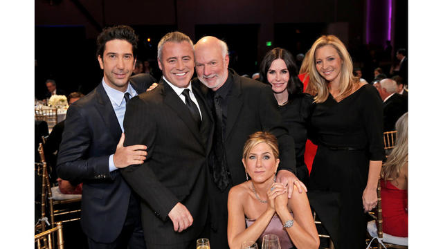 Netflix quashes rumors, confirms Friends is here to stay