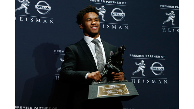 A's prospect Kyler Murray declares for NFL draft