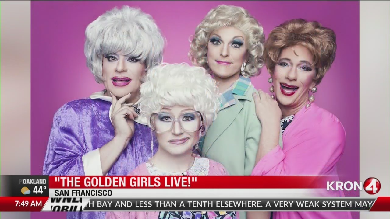 """""""The Golden Girls Live!"""" returns for the holidays"""