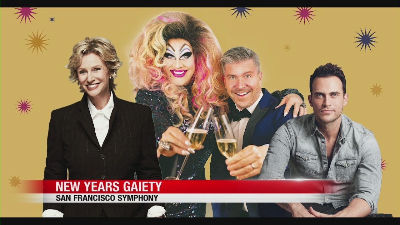 Ring in 2019 with New Years Gaiety at Davies Symphony Hall