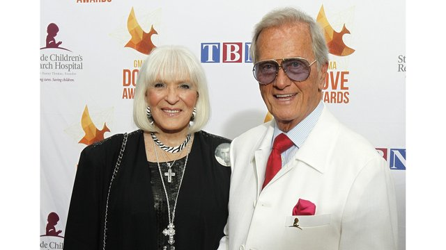 Shirley Boone, wife of Pat Boone and philanthropist, dies at 84