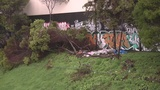 Friend remembers man who died after tree branch fell on East Oakland homeless encampment