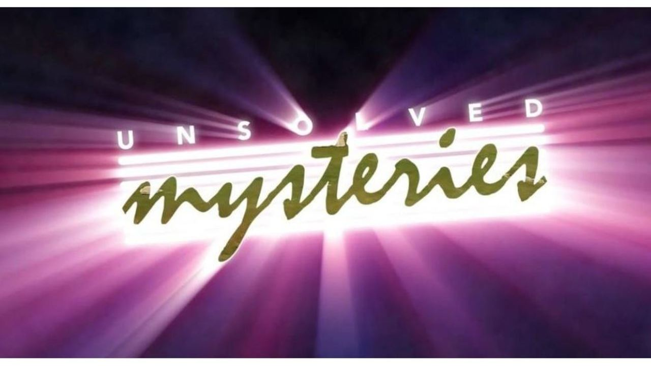 'Unsolved Mysteries' is getting a reboot on Netflix