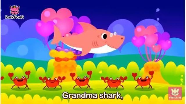 Warning: 'Baby Shark' now has a Valentine's Day song!