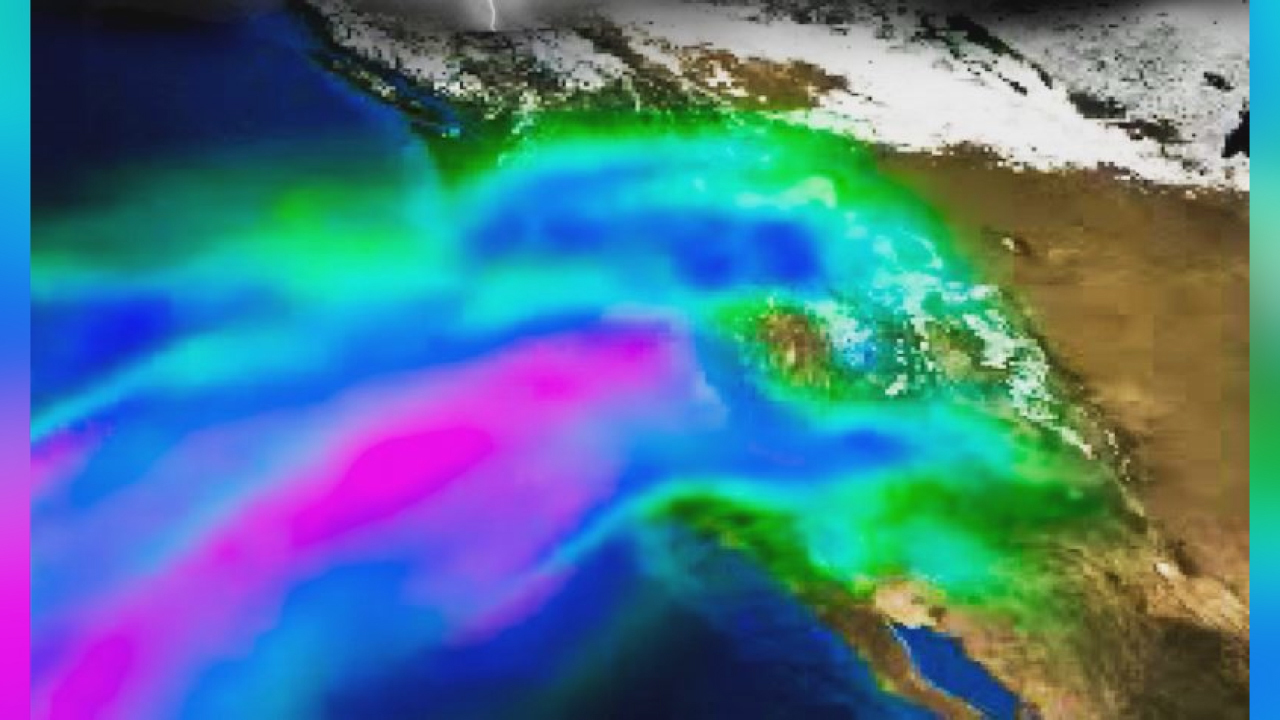 Experts say rare mega-storm to hit California will be 3 times as damaging as San Andreas earthquake