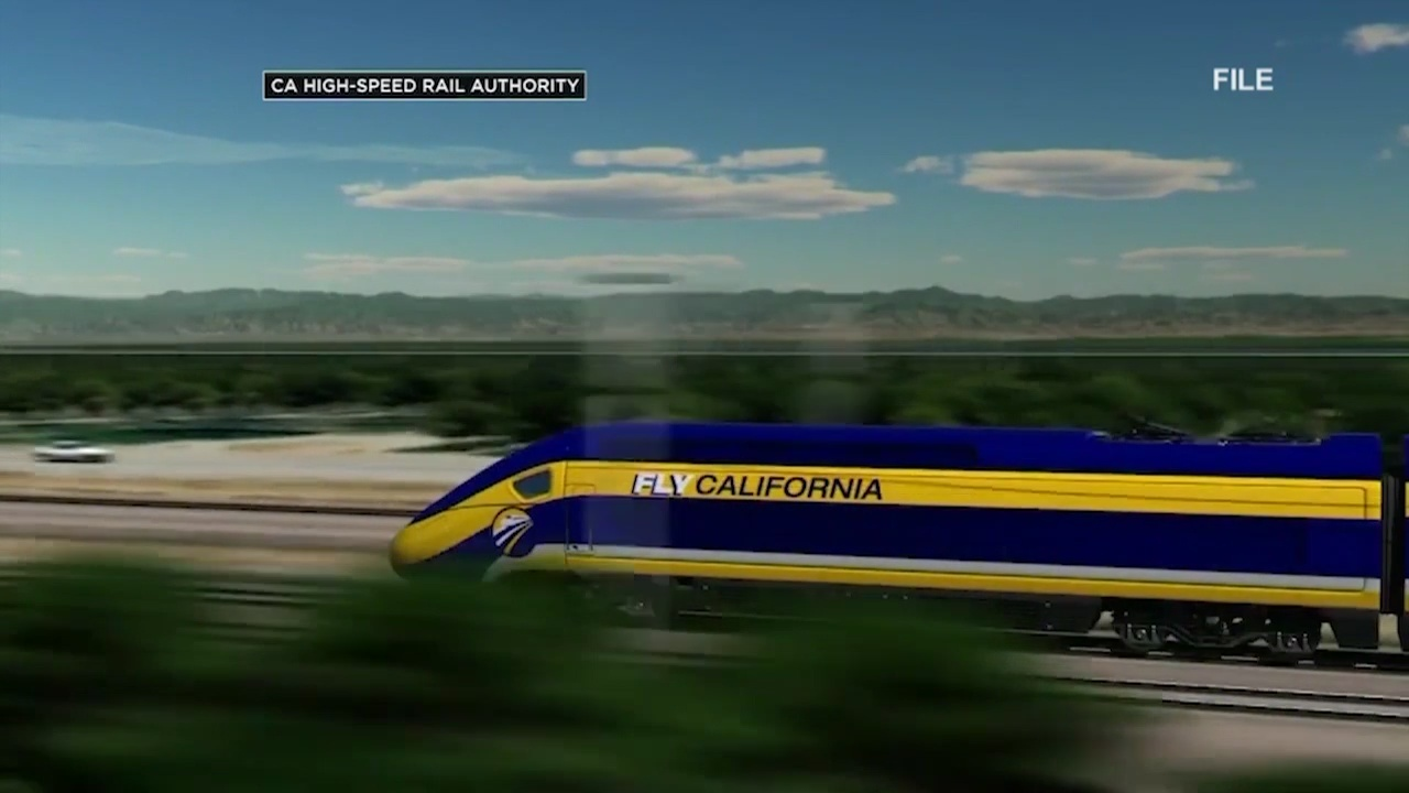 California sells $600M in bullet train bonds