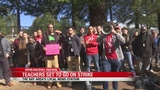 HAPPENING TODAY: Teachers set to go on strike in Oakland