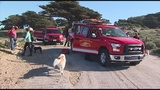 Recovery efforts on hold for woman's body at Fort Funston