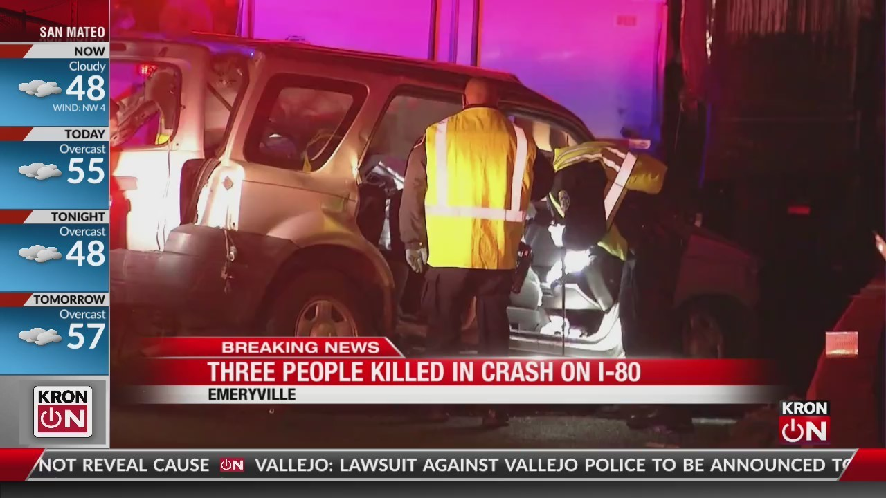 Deadly overnight accident
