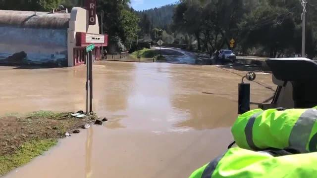 Newsom declares state of emergency in several counties after February storms