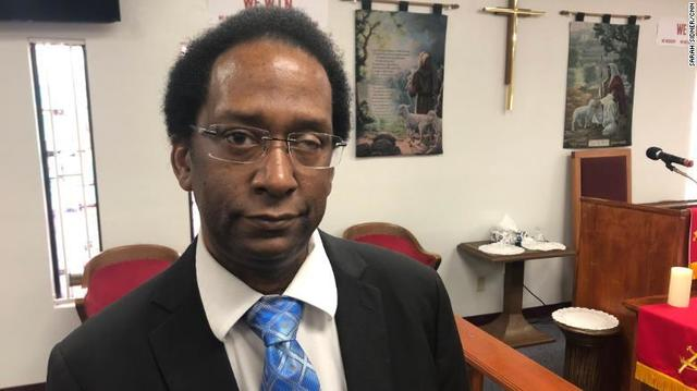 Black man becomes head of neo-Nazi group he intends to destroy