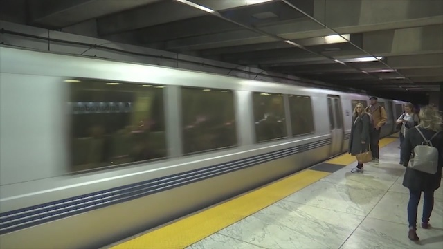 Fruitvale BART station closed after stabbing on train