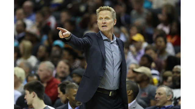 VIDEO: Steve Kerr on that viral clip where he appears to say he was 'tired of Draymond'
