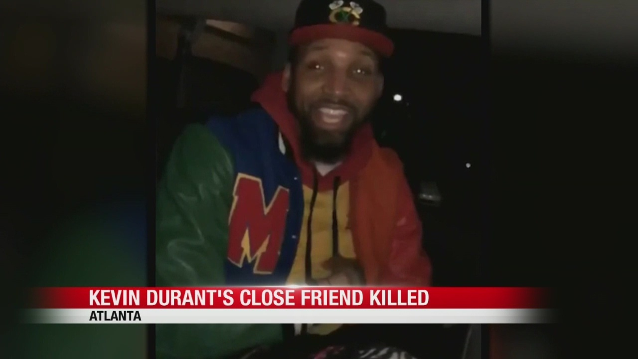 b5eb0a63fda8 Kevin Durant s  adopted brother  killed at birthday celebration in Atlanta