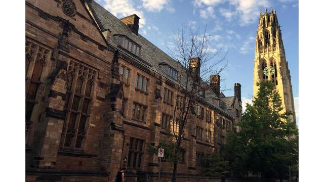 Yale University rescinds admission of student after college admissions scandal