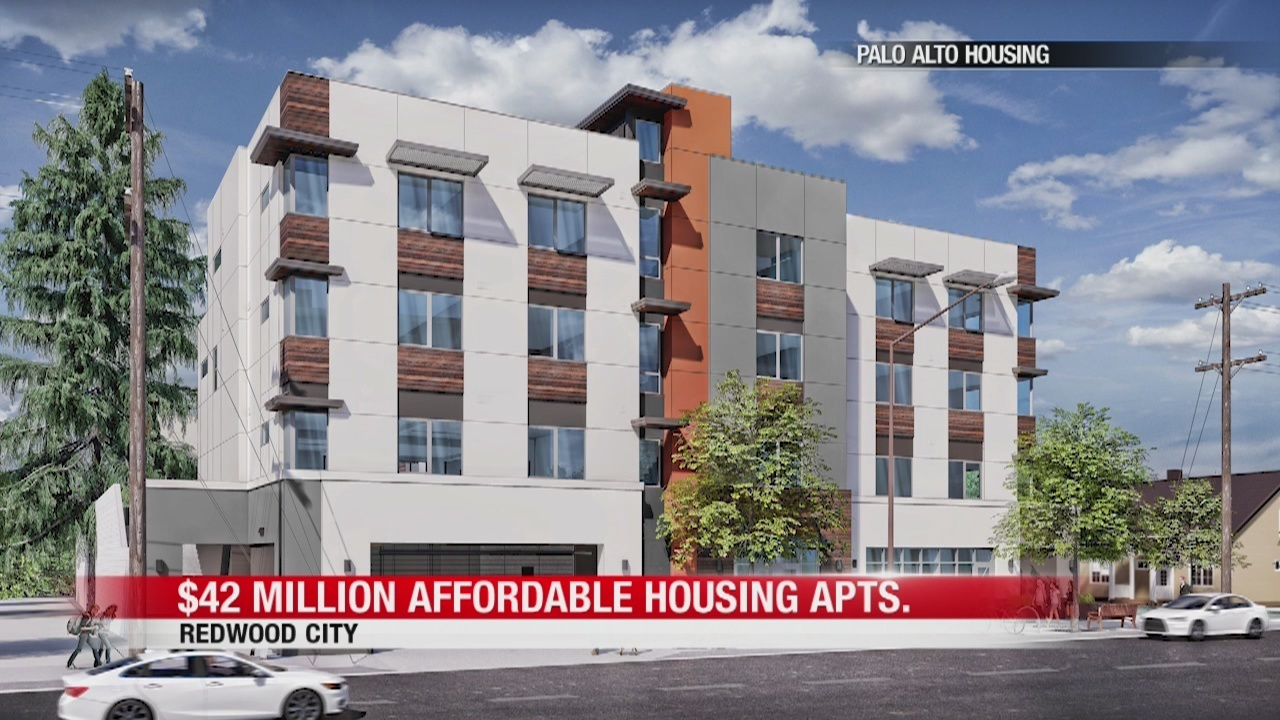 Affordable housing in Redwood City