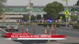 Police shoot and kill suspect who fired on Fremont patrol vehicle