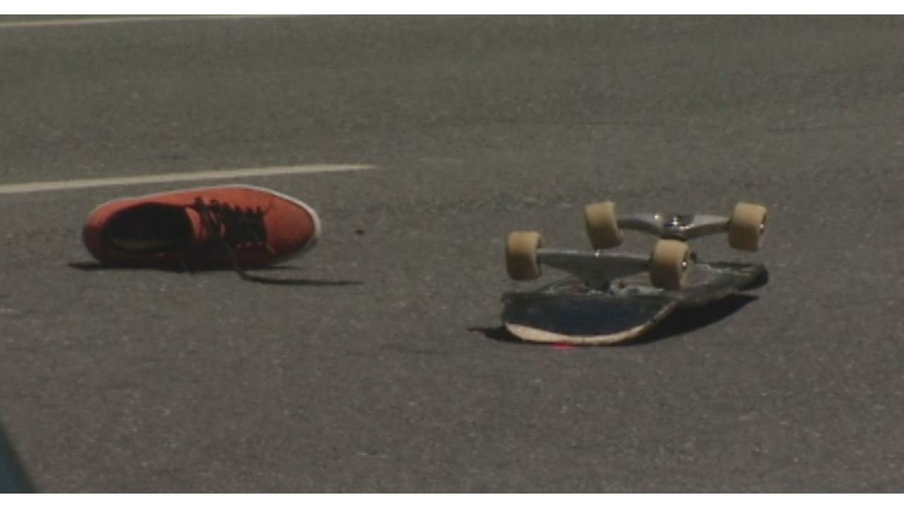 Police: 26-year-old skateboarder hit, killed by truck in San Francisco