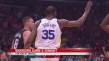 Warriors take on Clippers in Game 5 at Roaracle tonight