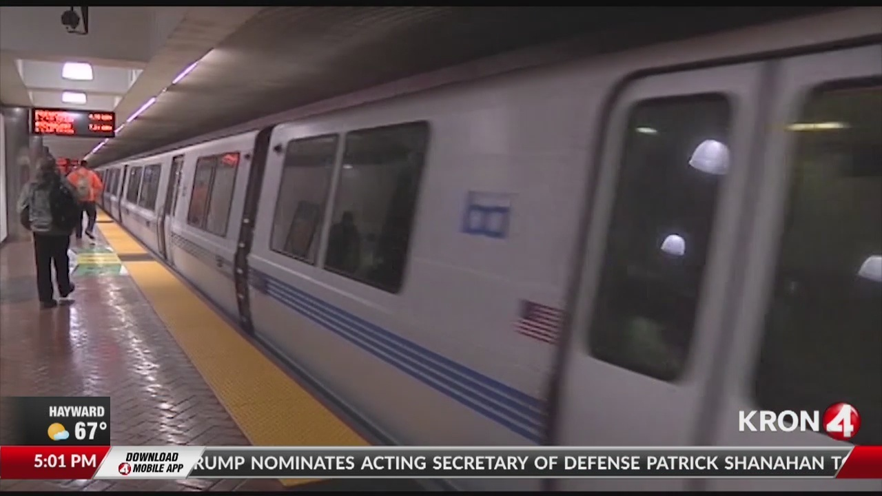 Less people are riding BART and safety, cleanliness are to blame, survey says