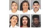 6 arrested in deadly stabbing at San Jose Dollar Tree store
