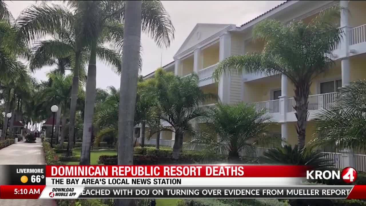 New Jersey man is latest American tourist to die in Dominican Republic