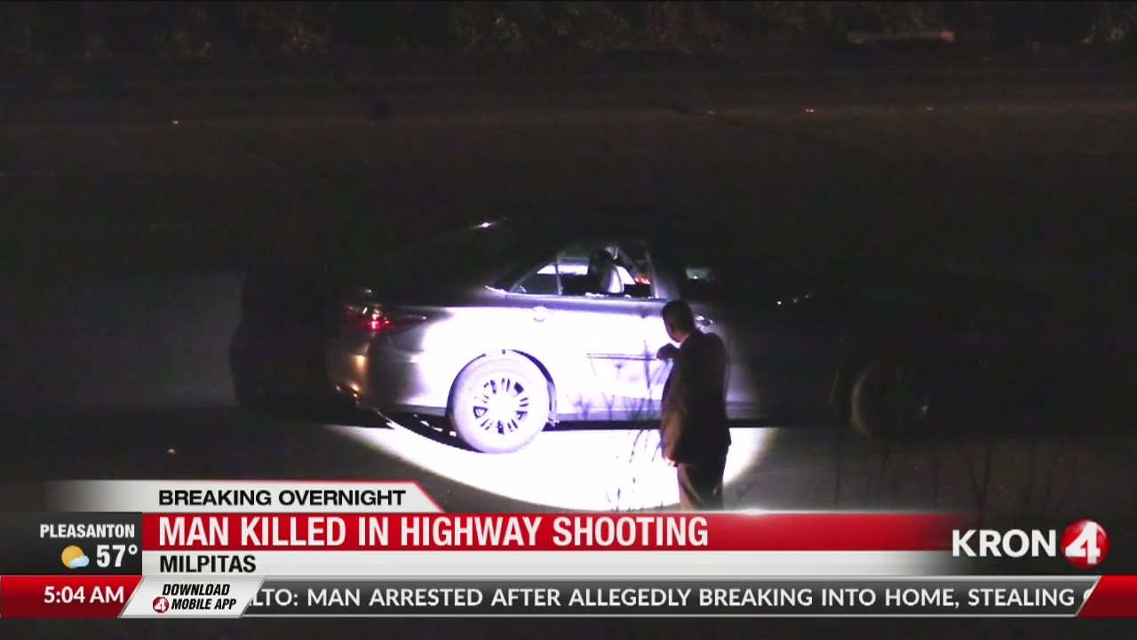 Man killed in highway shooting